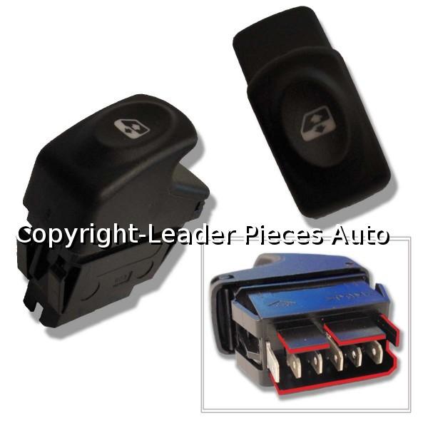pi ces d tach es automobile equipements electriques int rupteur de l ve vitre. Black Bedroom Furniture Sets. Home Design Ideas