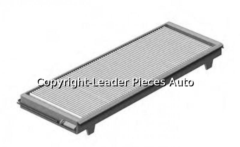 pi ces d tach es automobile filtrations filtre d 39 habitacle. Black Bedroom Furniture Sets. Home Design Ideas